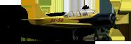 Пилотаж на ЯК 52