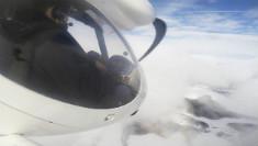 Полет на самолете Сигма-4