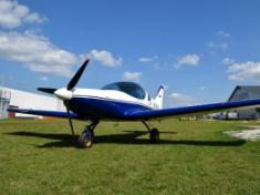 Полет на самолете NG-4