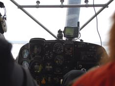 Школа пилотирования самолета