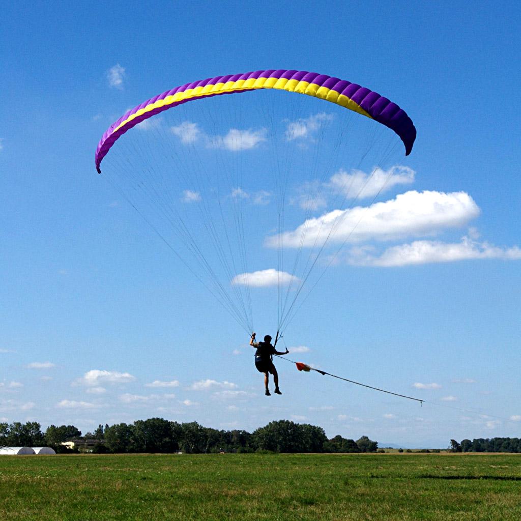 как сделать парашют для прикормки