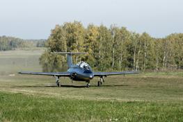 Полет на самолете Л-29