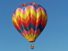 Полет на воздушном шаре для двоих с индивидуальным фотографом - 1