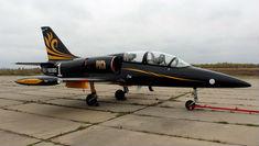 Полет на реактивном самолете Л-39
