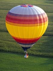 Полет воздушного шара