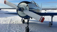 Пилотаж на Як-52