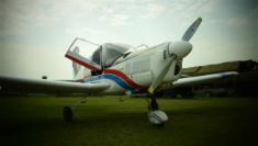 Полет на самолете Zlin Z-43