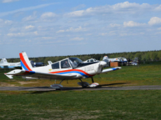 Самолет Zlin Z-43